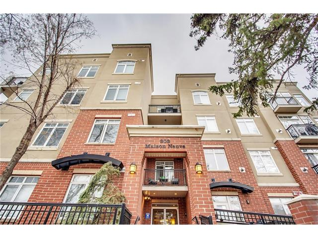 #105 303 19 AV SW - Mission Lowrise Apartment for sale, 1 Bedroom (C4112112) #2