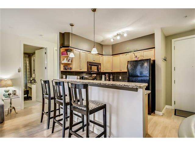 #105 303 19 AV SW - Mission Lowrise Apartment for sale, 1 Bedroom (C4112112) #6