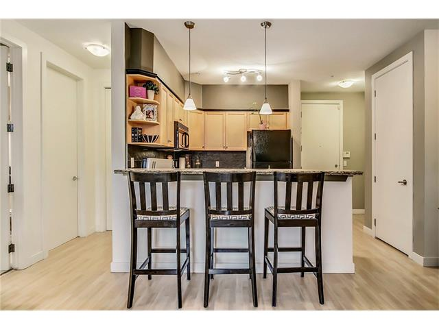 #105 303 19 AV SW - Mission Lowrise Apartment for sale, 1 Bedroom (C4112112) #7
