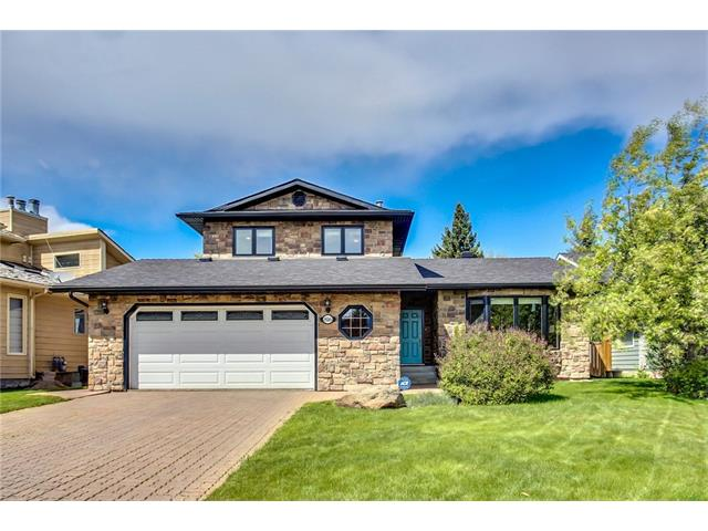 816 SUNCASTLE RD SE - Sundance Detached for sale, 4 Bedrooms (C4135020) #1