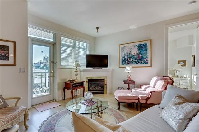 #307 303 19 AV SW - Mission Lowrise Apartment for sale, 1 Bedroom (C4224623) #7